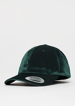Flexfit Corduroy Satin Dad Cap green
