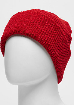 Flexfit Long Knit Beanie red