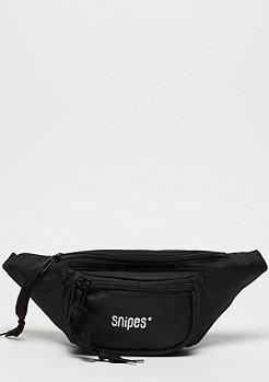 SNIPES Basic Logo Waist Bag black