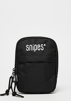 SNIPES Basic Logo Cross Bag black