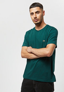 Lacoste Short sleeved Crew neck tee-shirt aconit