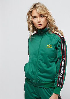 Umbro Umbro wmn Taped Track Jacket green