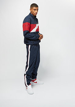 Lacoste Tracksuit navy blue/lighthouse red-wihite