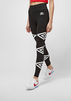 Umbro Umbro wmn Diamond Leggings black/white