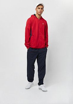 Lacoste Tracksuit lighthouse red/navy blue