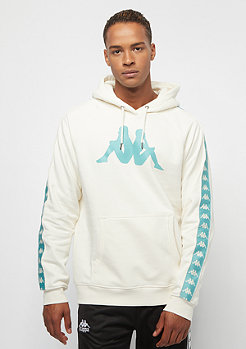 Kappa Hooded Sweatshirt vanilla