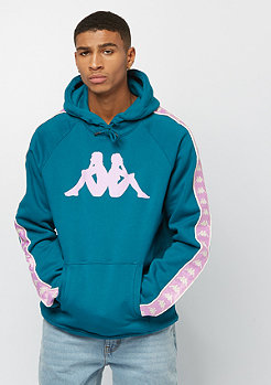 Kappa Hooded Sweatshirt deep ocean