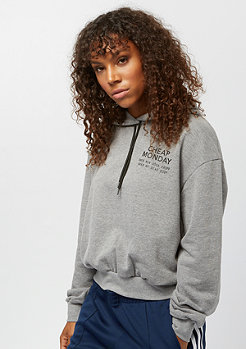 Cheap Monday Form Hood Sender grey