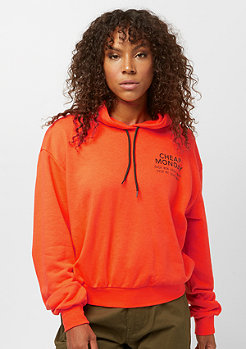 Cheap Monday Form Hood Chp Mnd Sender orange