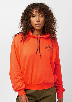 Cheap Monday Form Hood Chp Mnd Sender orange
