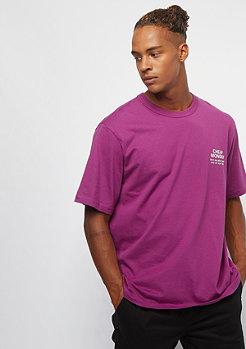 Cheap Monday Boxer Tee Chpmnd Sender pink bluis
