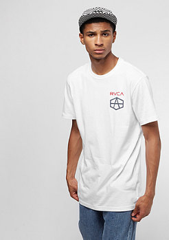 RVCA Short Sleeve T-Shirts white