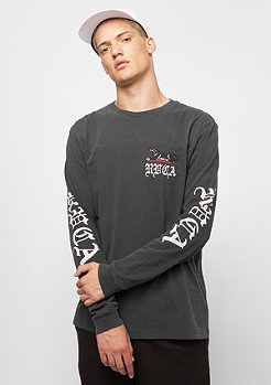 RVCA Double Skull IS black