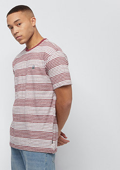RVCA Longsight bordeaux