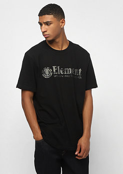 Element Bark Horizontal SS flint black