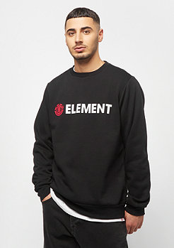 Element Blazin Crew flint black