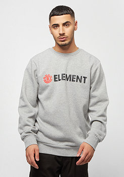 Element Blazin Crew grey heather