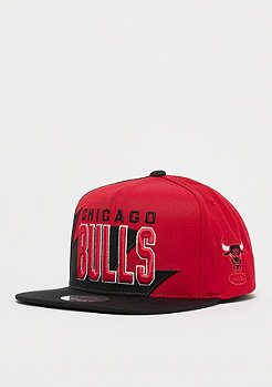 Mitchell & Ness NBA Chicago Bulls HWC Sharktooth Snap black
