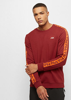 Fila FILA Urban Line Sweat Crew Aren merlot