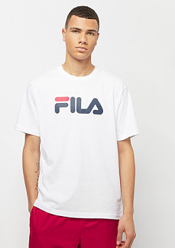 Fila FILA Urban Line Short Sleeve Shirt Pure bright white