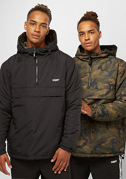 SNIPES Reversible Windbreaker black/camo