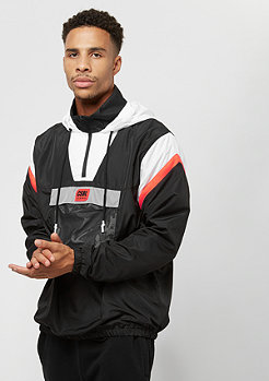 Cayler & Sons BL Maxed Half Zip black/white