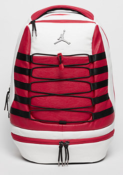 JORDAN Retro 10 Pack white gym red