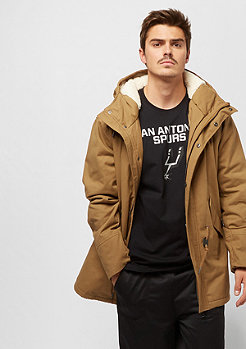 Flatbush Cotton Parka mustard