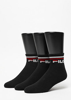 Fila Performance 3-Pair black