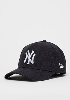 New Era 9Forty MLB New York Yankees Heather Trucker nvy