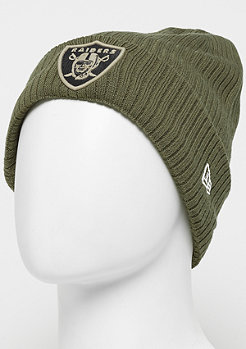 New Era NFL Oakland Raiders Cuff Knit ONF18 sts5