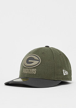 New Era 59Fifty Low Profile NFL Geen Bay Packers har/otc