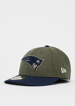 New Era 59Fifty Low Profile NFL New England Patriots har/otc