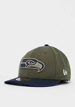 New Era 59Fifty Low Profile NFL Seattle Seahawks har/otc