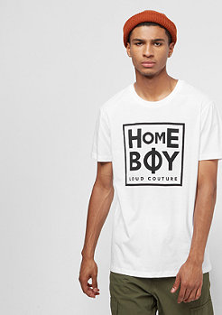 Homeboy Take You Home Tee white