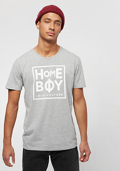 Homeboy Take You Home Tee grey heather