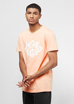 Homeboy Take You Home Tee apricot