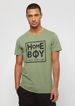 Homeboy Take You Home Tee green