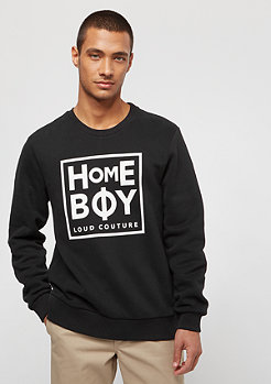 Homeboy *HB Def Crew Neck black