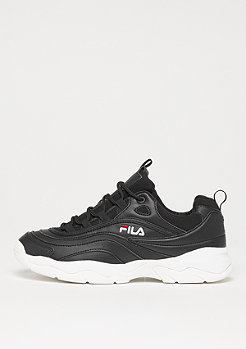 Fila Heritage Ray Low Black