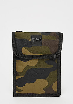 Urban Classics Neck Pouch Oxford woodcamo