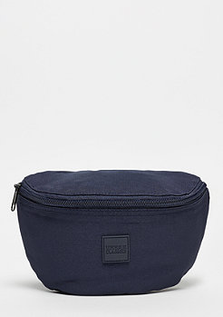 Urban Classics Hip Bag Striped Belt navy/white-navy-white