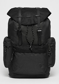 Urban Classics Camo Backpack With Multibags black
