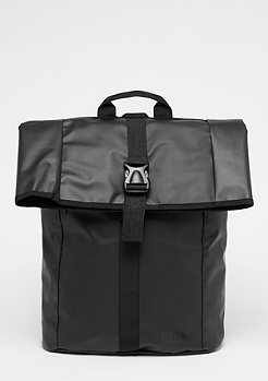 Urban Classics Messenger Backpack folded balck