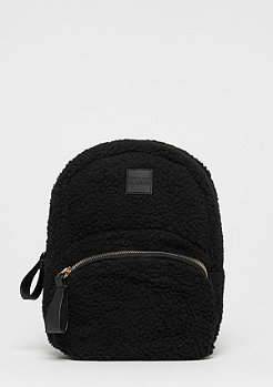 Urban Classics Sherpa Mini Backpack black