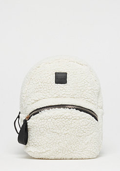 Urban Classics Sherpa Mini Backpack offwhite