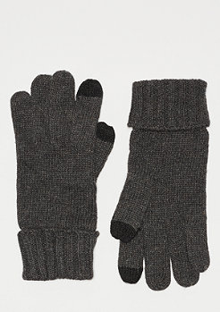 Urban Classics Smart Gloves darkgrey melange