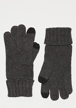 Urban Classics Smart Gloves darkgrey melange