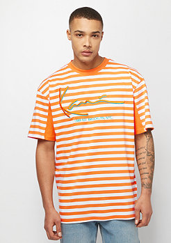 Karl Kani Retro Stripe orange