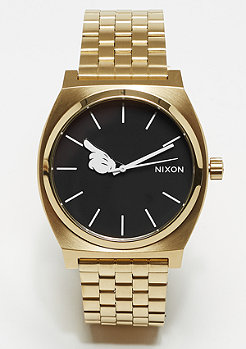 Nixon Time Teller Gold / Black / Mickey Hand